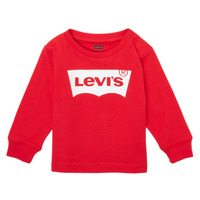 material Boy Long sleeved shirts Levi's L/S BATWING TEE Red
