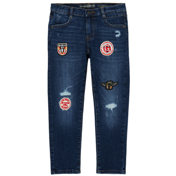 material Boy slim jeans Guess THATI Blue