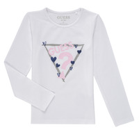 material Girl Long sleeved shirts Guess MONICA White