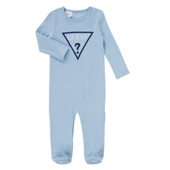 material Boy Sleepsuits Guess THEROI Blue