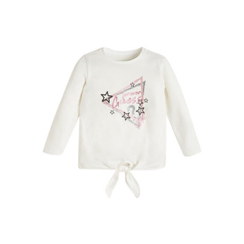 material Girl Long sleeved shirts Guess KANTY White