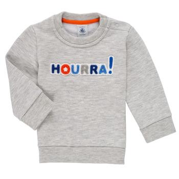 material Boy sweaters Petit Bateau TERRI Grey