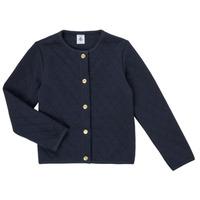 material Girl Jackets / Cardigans Petit Bateau COLYNNE Blue