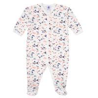 material Girl Sleepsuits Petit Bateau LEA Multicolour