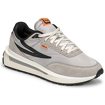 Shoes Men Low top trainers Fila RENNO Grey