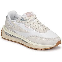Shoes Women Low top trainers Fila RENNO White