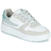Shoes Women Low top trainers Fila FX VENTUNO LOW White / Blue