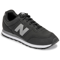 Shoes Men Low top trainers New Balance 400 Black / Grey