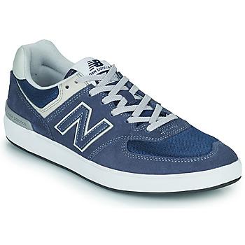 Shoes Men Low top trainers New Balance AM574 Blue