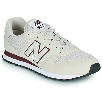 Shoes Men Low top trainers New Balance 500 Grey