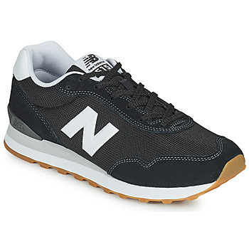 Shoes Men Low top trainers New Balance 515 Black / White