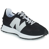 Shoes Low top trainers New Balance 327 Black / White