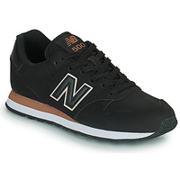 Shoes Women Low top trainers New Balance 500 Black