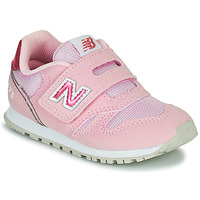 Shoes Girl Low top trainers New Balance 373 Pink