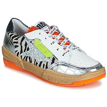 Shoes Women Low top trainers Semerdjian CHLO Multicolour