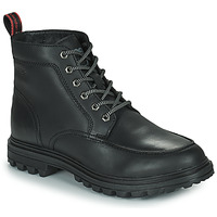 Shoes Men Mid boots Base London ROCHDALE Black