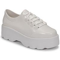 Shoes Women Derby shoes Melissa MELISSA KICK-OFF AD White