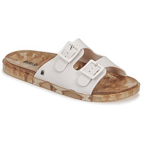 Shoes Women Mules Melissa MELISSA WIDE AD White