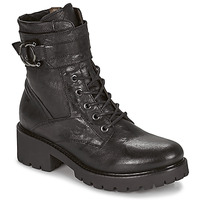 Shoes Women Mid boots NeroGiardini COURGETTO Black