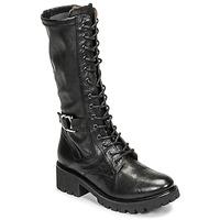 Shoes Women Boots NeroGiardini CRESSONO Black