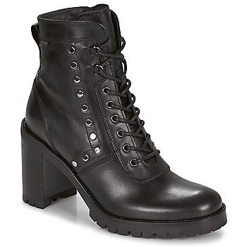 Shoes Women Ankle boots NeroGiardini MAISO Black