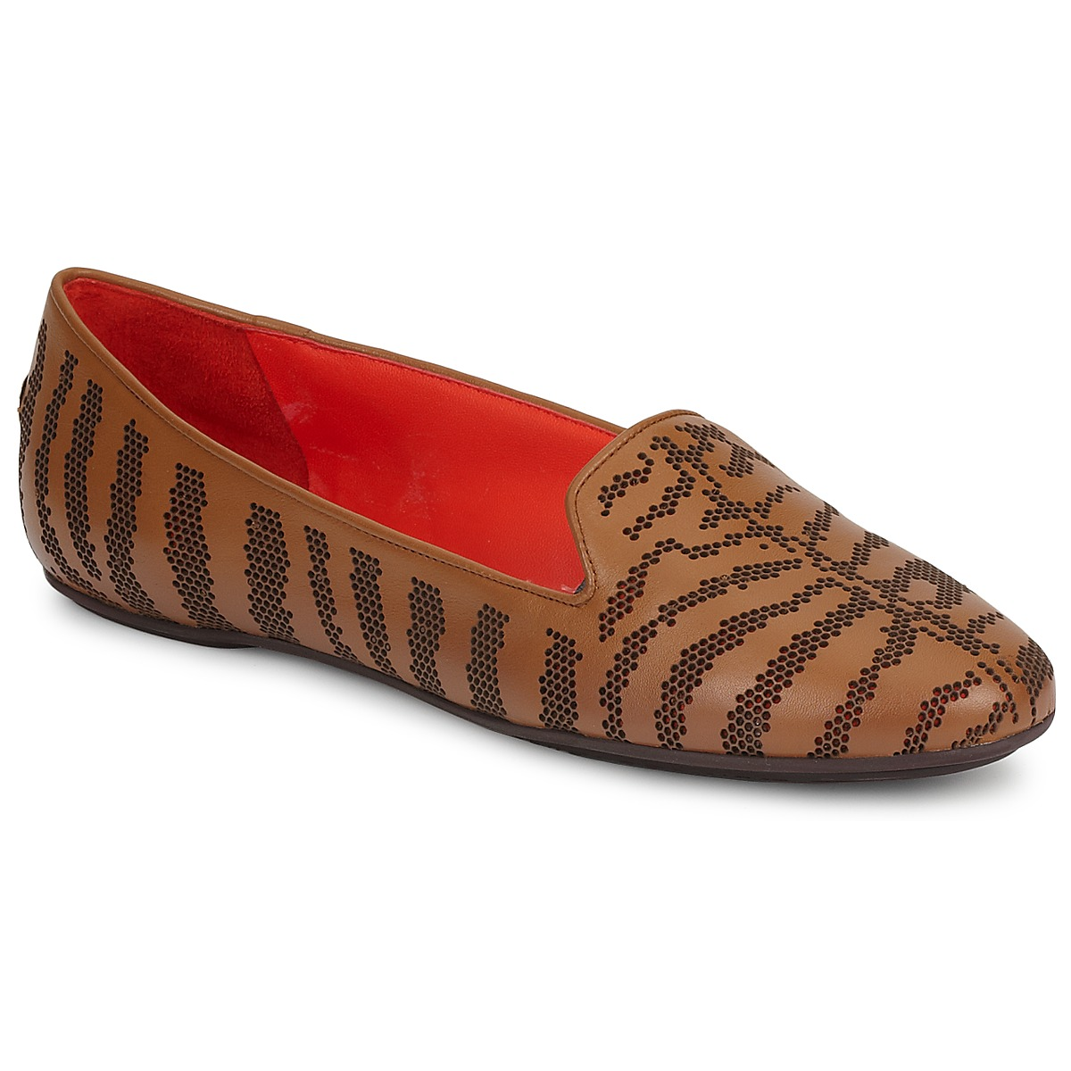 Smart-shoes Roberto Cavalli TPS648 Brown
