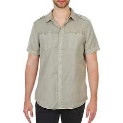 short-sleeved shirts Chevignon HOOP TWILL