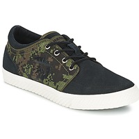 Shoes Men Low top trainers Diesel Basket Diesel Black