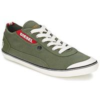 Shoes Men Low top trainers Diesel Basket Diesel Kaki