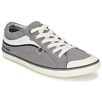 Shoes Men Low top trainers Diesel Basket Diesel Grey