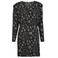 material Women Short Dresses Ikks KIMEO Black