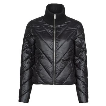 material Women Duffel coats Ikks DAMIA Black
