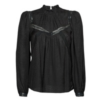 material Women Shirts Ikks CHANFE Black