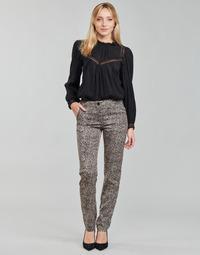 material Women Wide leg / Harem trousers Ikks HILLO Multicolour