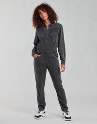 material Women Jumpsuits / Dungarees Ikks MAID Grey