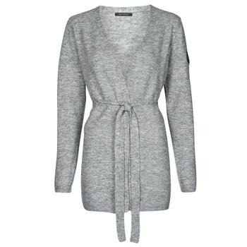 material Women Jackets / Cardigans Ikks GROWNI Grey