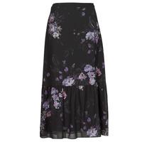 material Women Skirts Ikks SENNA Black