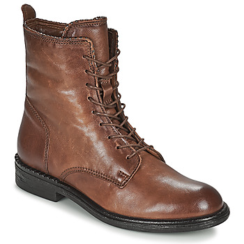 Shoes Women Mid boots Mjus PALLY Camel