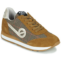 Shoes Women Low top trainers No Name CITY RUN JOGGER Brown
