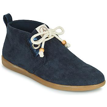 Shoes Women High top trainers Armistice STONE MID CUT W Blue