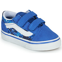 Shoes Boy Low top trainers Vans OLD SKOOL Blue