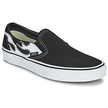 Shoes Slip ons Vans CLASSIC SLIP ON Black