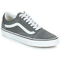 Shoes Low top trainers Vans OLD SKOOL Grey