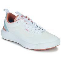 Shoes Women Low top trainers Vans ULTRARANGE EXO White / Pink / Blue