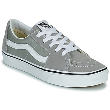 Shoes Women Low top trainers Vans SK8-LOW Grey