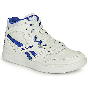 Shoes Children High top trainers Reebok Classic BB4500 COURT White / Blue
