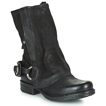 Shoes Women Mid boots Airstep / A.S.98 SAINT EC Black