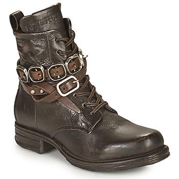 Shoes Women Mid boots Airstep / A.S.98 SAINTEC BRIDE Brown