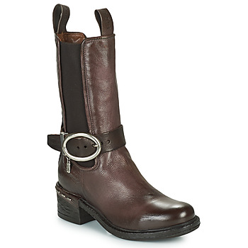 Shoes Women Ankle boots Airstep / A.S.98 NOVASUPER CHELS Brown