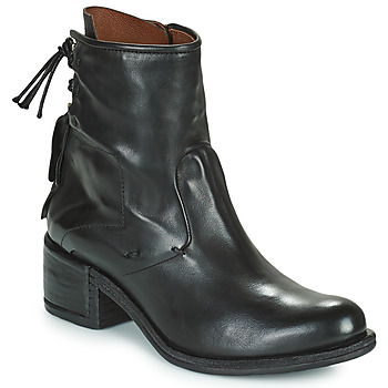 Shoes Women Mid boots Airstep / A.S.98 OPEA LACE Black